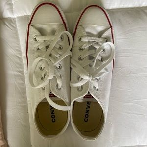 Converse Shoes - White Converse